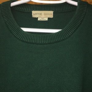 Westport Wardrobe Men's Crewneck Sweater